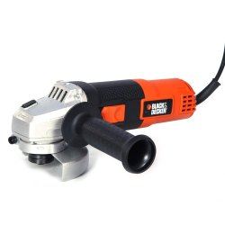 Black & Decker G720R Angle Grinder 100 mm, 820 W, 12000 RPM