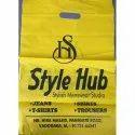 HDPE D Cut Carry Bag