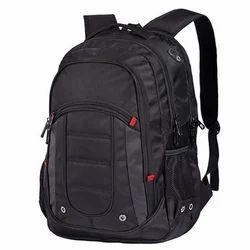 414e109efba1d Plain PVC And Laptop Backpack Bag