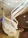 LG Hi Macs Acrylic Solid Surface Stairs