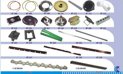 Textile Spinning Spares for Rieter Carding - B  Tex India