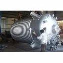Stainless Steel Reactor Vessels