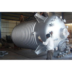 Stainless Steel Reactor Vessels