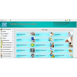 Hospital Management System, Client Side