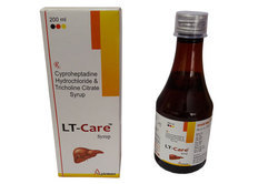 Cyproheptadine Hcl 2 Mg Tricholine Citrate 275 Mg Sorbitrol Syrup