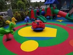 EPDM Kids Play Ground Surfaces