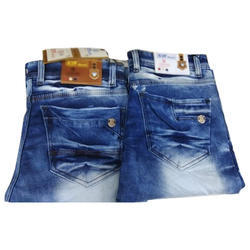 Samar Faded Mens Jeans