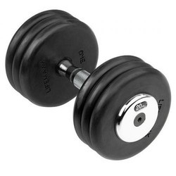 Presto Ms Iron L- Key Dumbbells ( Black Or Chromed)