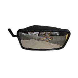 Glass And Abs Plastic Truck Rear View Mirror