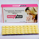 Paracetamol, Phenylephrine HCL and Certirizine HCL Tablets