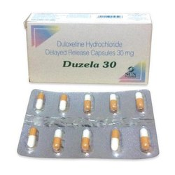 Duloxetine Hydrochloride Delayed Release Capsules