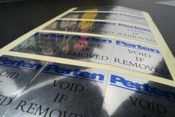 Metallised Sticker Printing