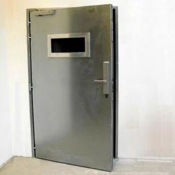 Bullet Proof Steel Door