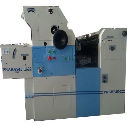 Single Color Paper Printing Machine