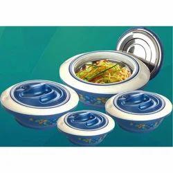 Aura Insulated Hot Pot 4 Piece Set