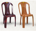 Deccan Plastic Dining Chairs, Size: 770 X 530 X 400 Mm