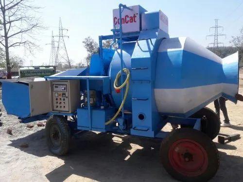 Concat Reversible Concrete Mixer