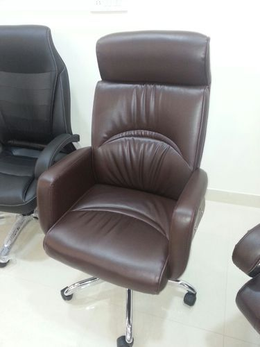 Boss Leather Office Chair
