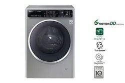 LG  FH4U1JBHK6N Washer Dryer With LED Touch Panel Washing Machine