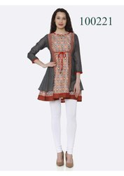 Exclusive Short Kurti By Parvati Fabric