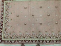 Fancy Heavy L.Mahron Net Embroidery Sarees