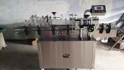 AUTOMATIC WATER BOTTLE LABELING MACHINE