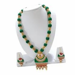 Necklaces With Earing Set