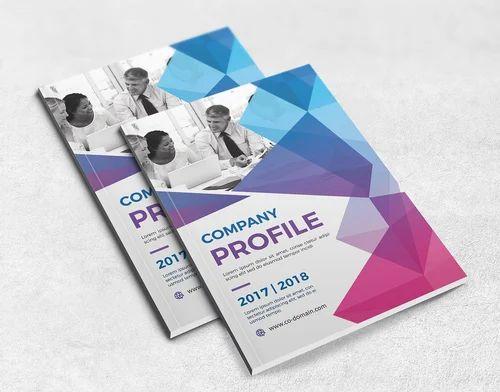 Creative Corporate Brochure Design In Dhebar Road Rajkot Biz Software Online Application Solutions Id 17514392755