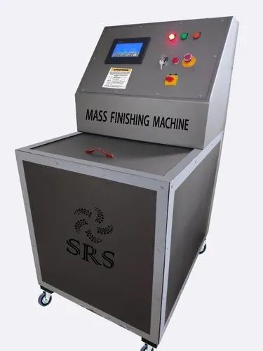 Mass Finishing Machine