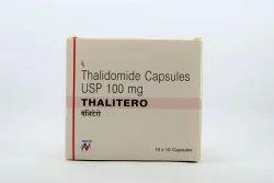 Thalitero 100mg Capsules