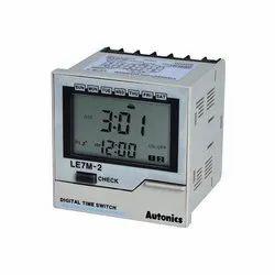 Autonics LE7M-2 Series Timer
