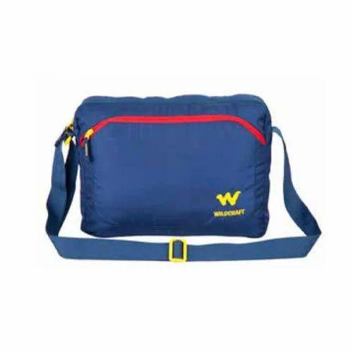 Wildcraft Messenger Bag - Sling Messenger Bag Wholesale Trader from Chennai b8fa0b14375c7