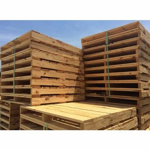 Wooden Pallet Strapping View Specifications Details Of Box