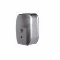 Zaf Stainless Steel Finish Manual Liquid Soap Dispenser