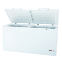 Haier Hard Top Deep Freezer 460 Ltrs (hcc-460hc), 1.45 Kw