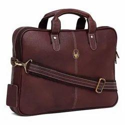 WildHorn Brown Laptop Messenger Bag