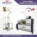 Nessco High Speed Paper Cup Machine