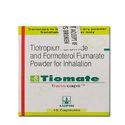 Tiomate Rotacap (Formoterol+Tiotropium)