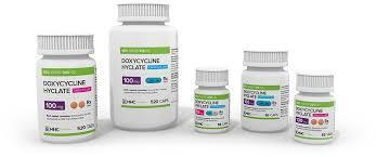 Urinary Tract Infection Medications Vibramycin Doxycycline