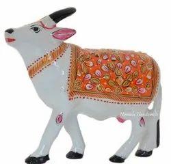 Metal Nandi Cow