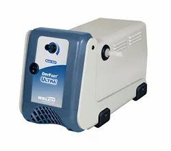 Oil Free Vacuum Pump PTFE, Welch 2014C