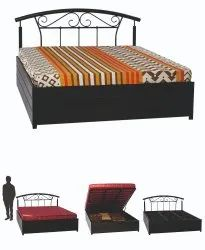 Lift On Storage Bed Queen Size