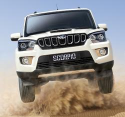 Scorpio Mahindra Car