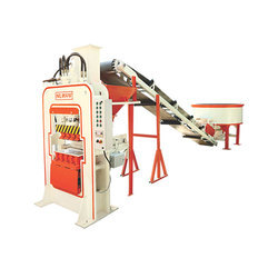 Nilmani Fly Ash Brick Machine