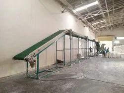 Warehouse Loading Conveyor System