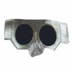 Aluminized Heat Resistance Goggles