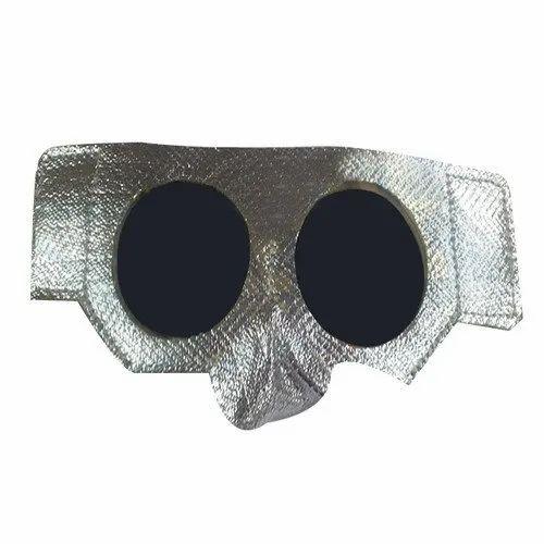 U safe Male Aluminized Heat Resistance Goggles
