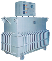 Three Phase Rolling Contact Type Transformer, Input Voltage (Volt): 300 To 460 V