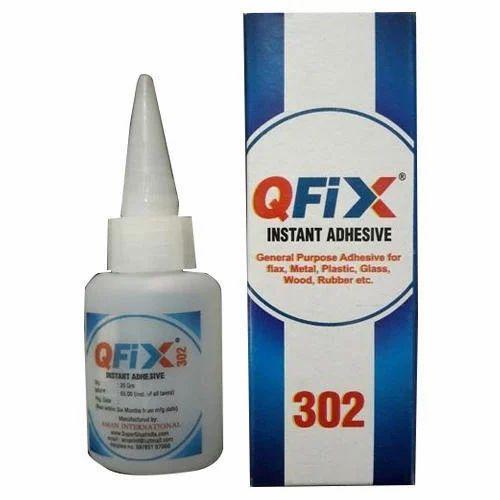 567b43fe8d5 Qfix, Super Bond Industrial Grade, Chemical Grade Qfix Stone Adhesive