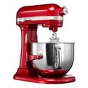 Stainless Steel White Kitchen Aid 6.9ltr Planetary Mixer - Bowl Lift (incl Gst)